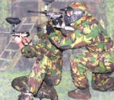 paintball quadbikes wildpark leisure derbyshire